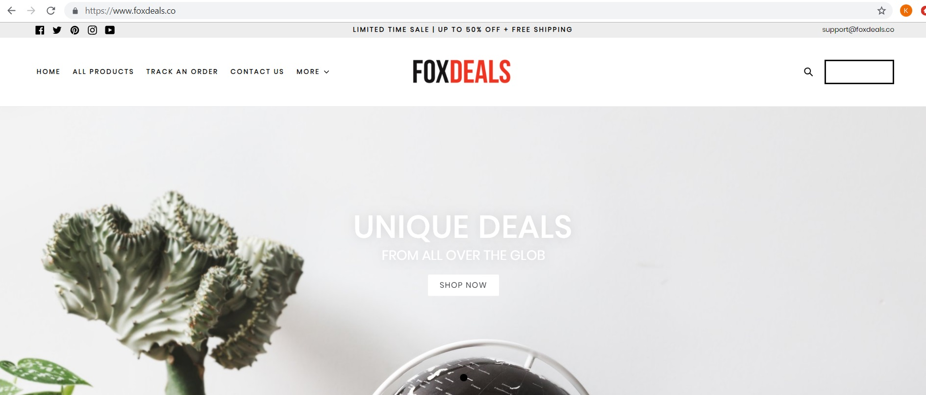 www.foxdeals.co