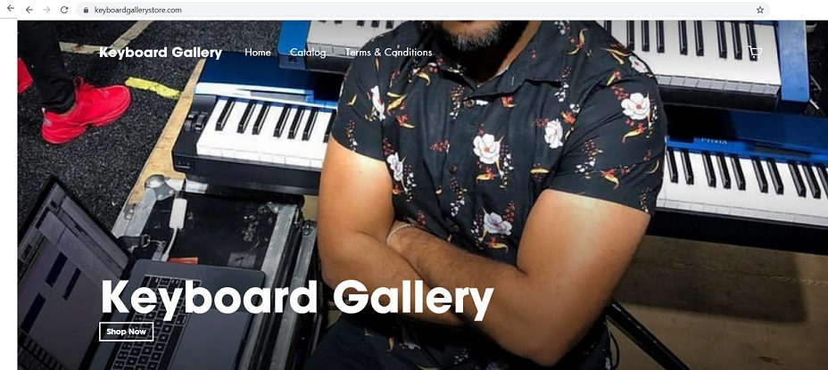 Keyboard Gallery Store at keyboardgallerystore.com