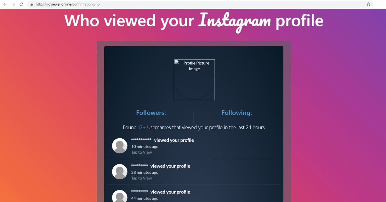 IG Viewer Online tool located at igviewer.online