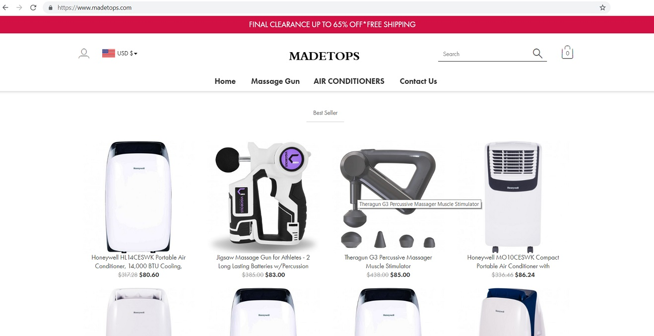 www.madetops.com online store