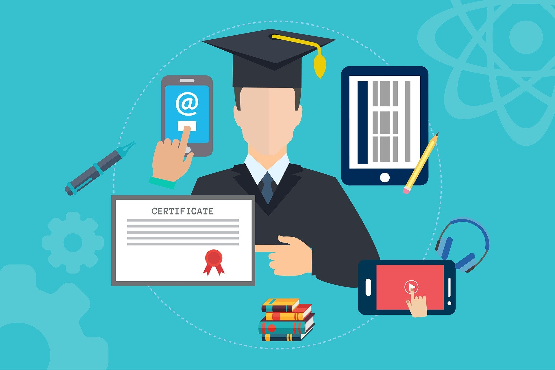 Top 5 Digital Transformation Trends in Education for 2020