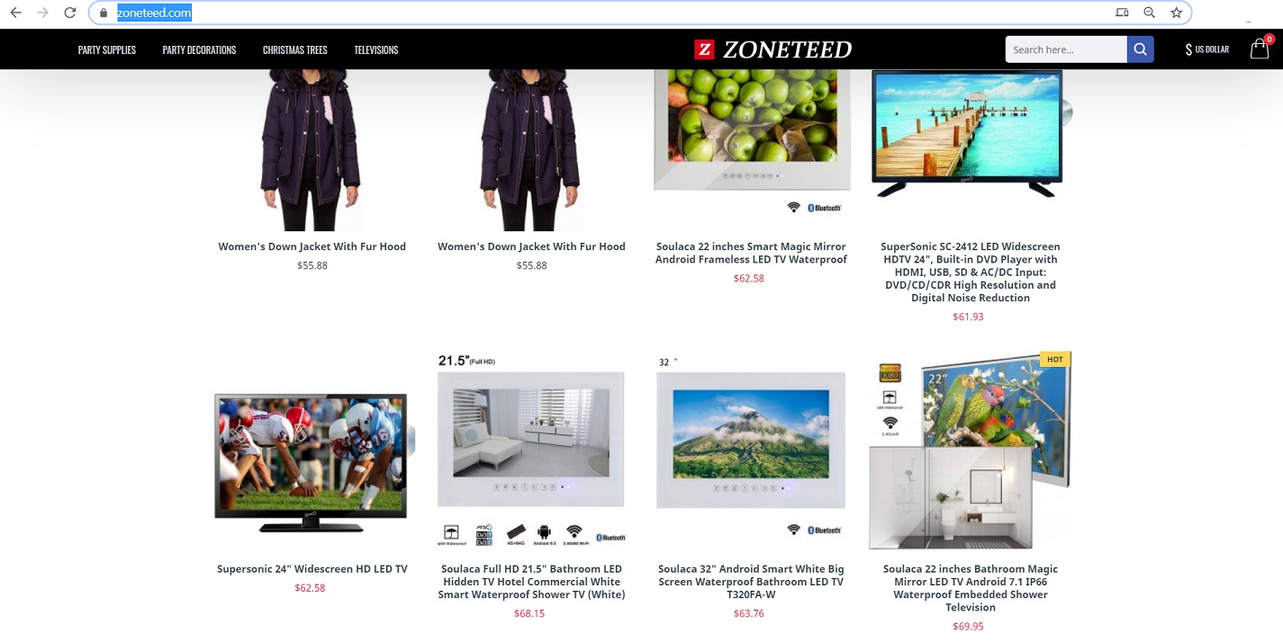 Zoneteed at zoneteed.com