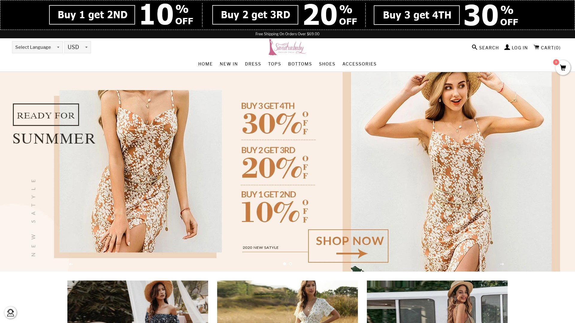 Is Sandrababy.com a Scam? Review of the Online Store