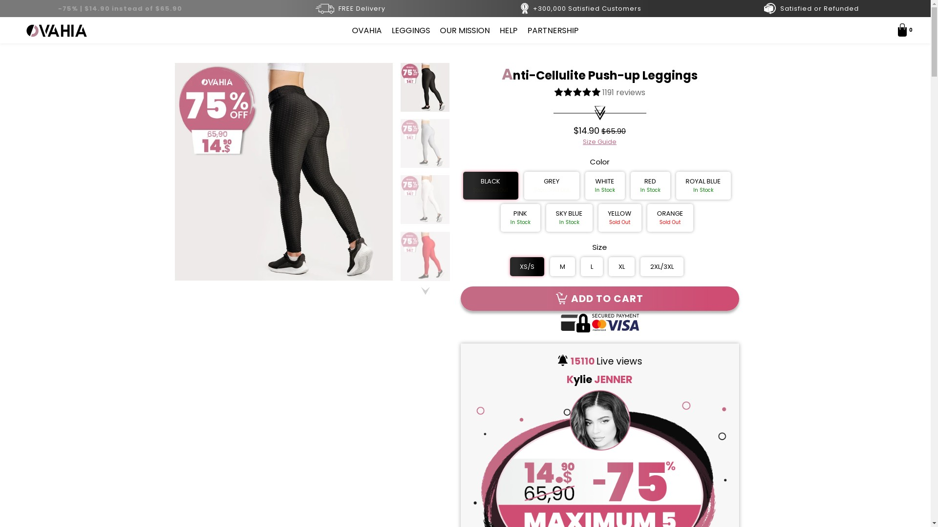 Ovahia Leggings Reviews: is the Store a Scam?