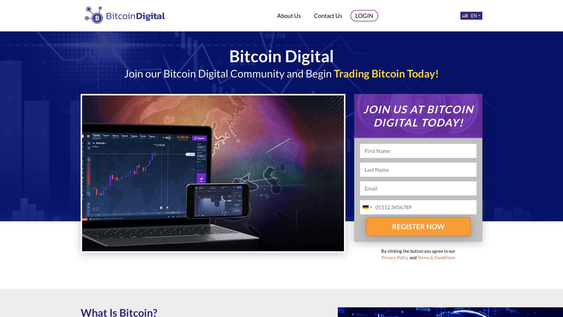 Is Bitcoin Digital a Scam? Binary Trading Options