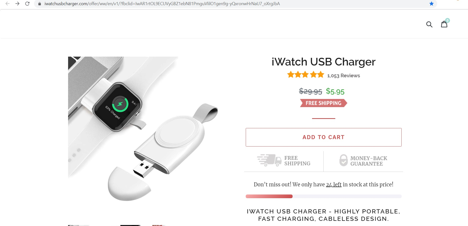 www.iwatchusbcharger.com