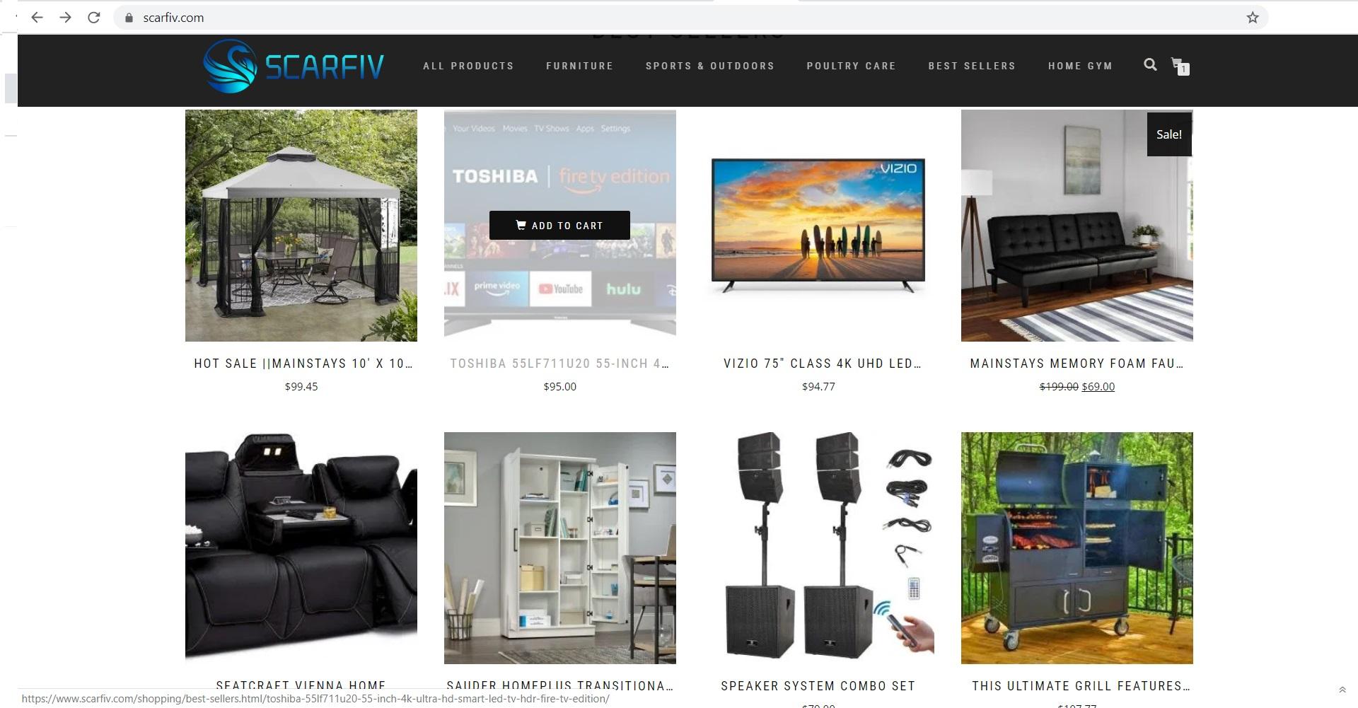 scarfiv.com