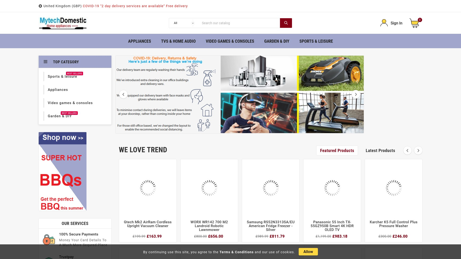 Is Mytech Domestic a Scam? Review of the Online Store