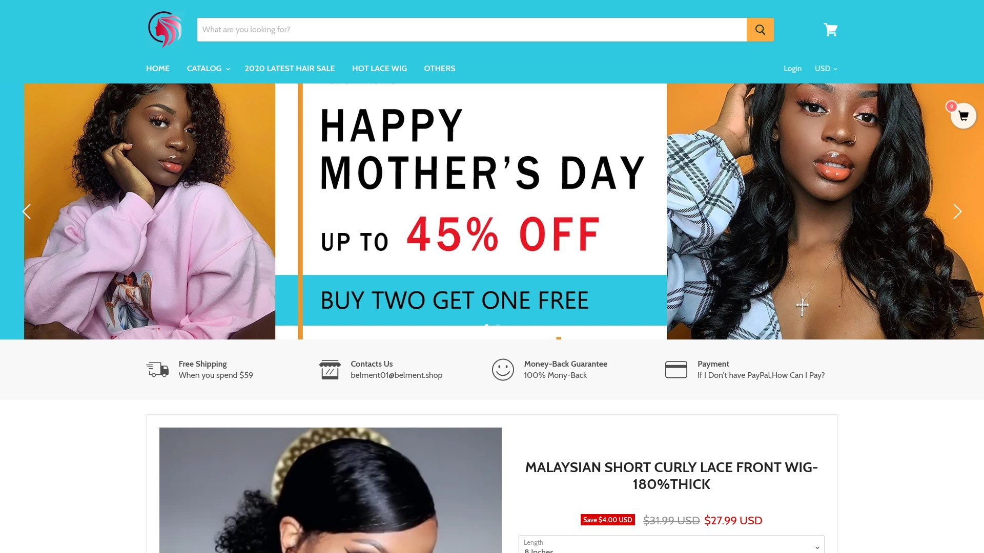 Is Costomi Shop a Scam? See the Review of the Online Shop