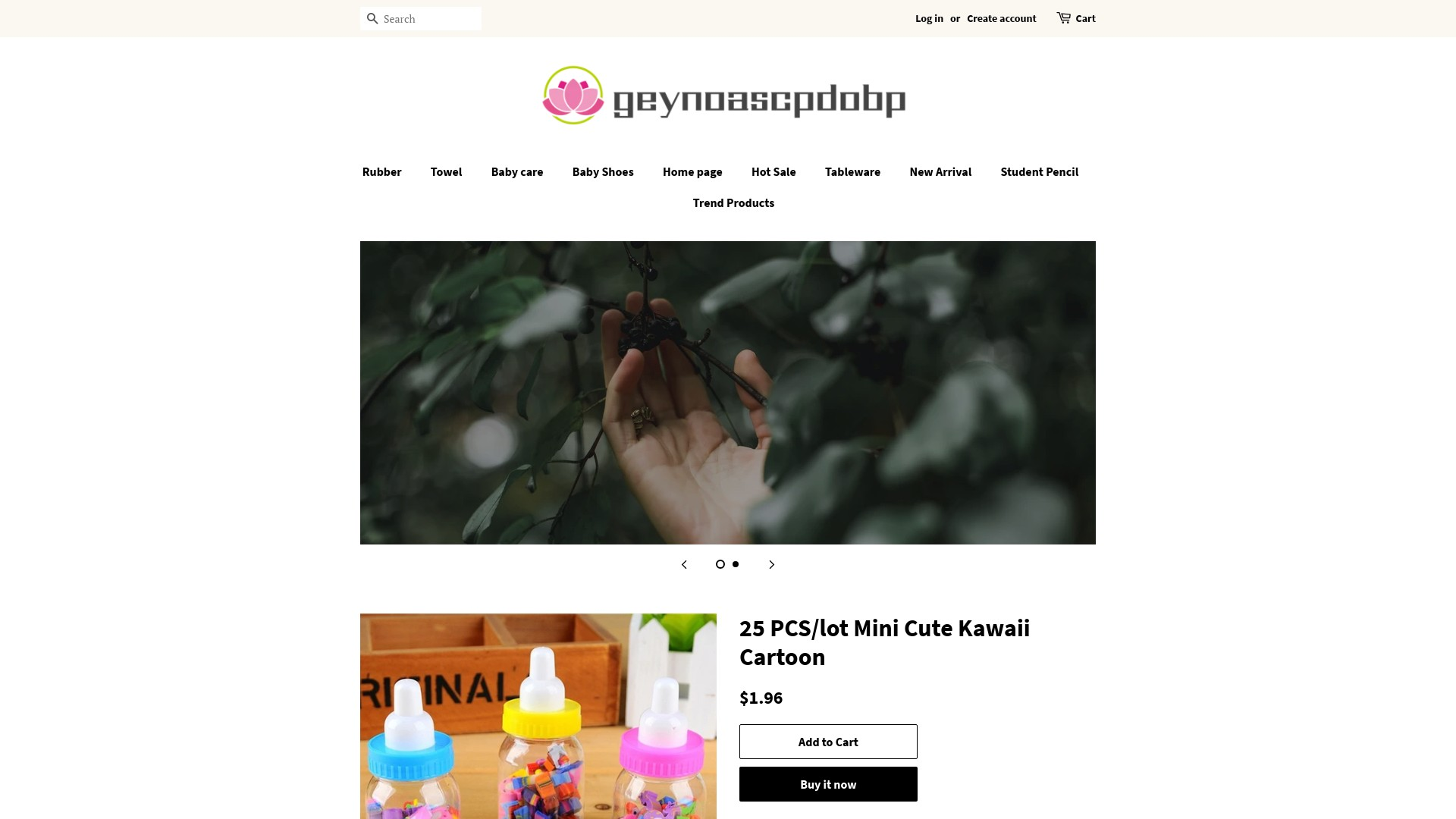 Is Geynoascpdobp a Scam? See the Review of the Online Store