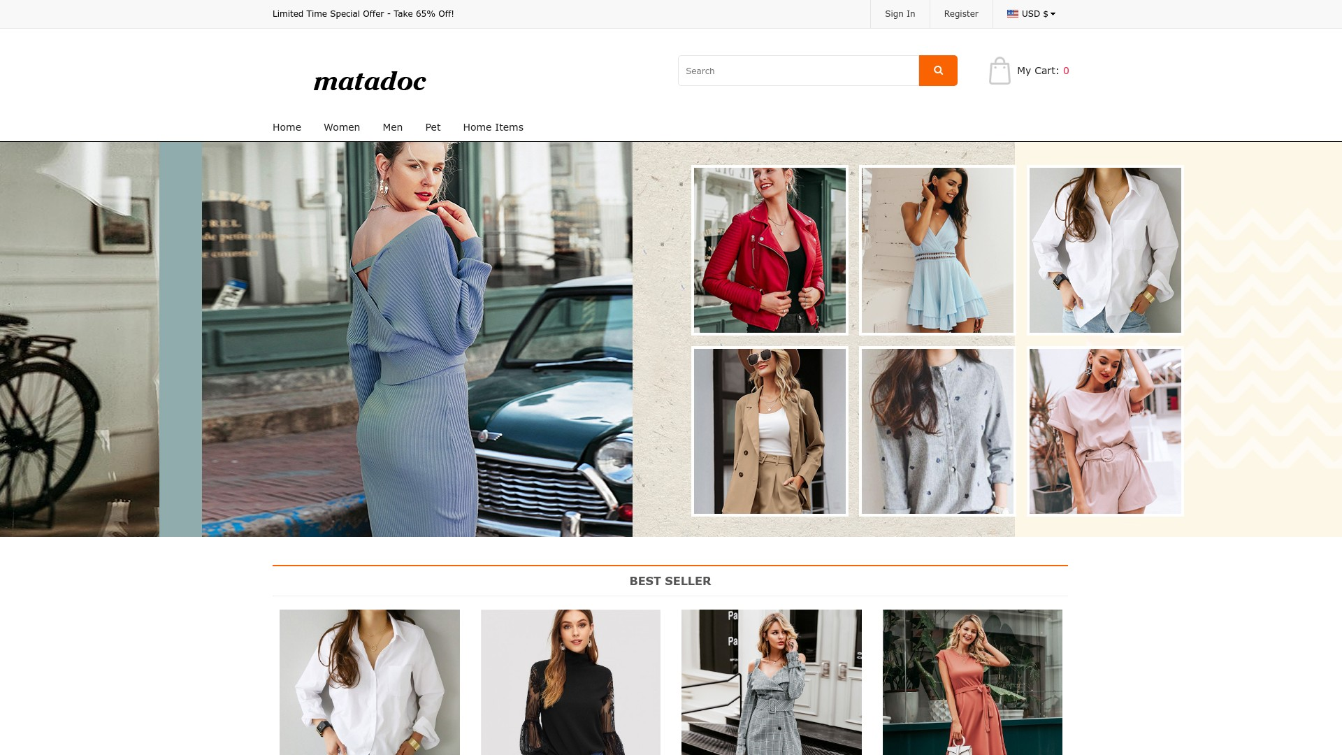 Is Matadoc a Scam? See the Review of the Online Store