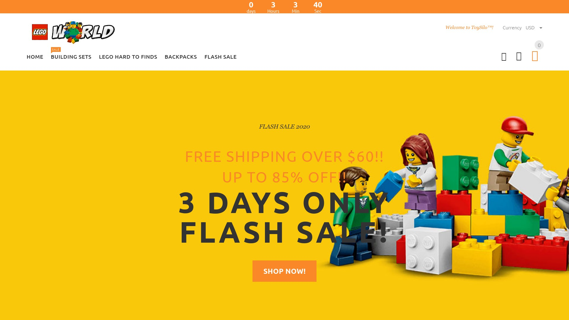 Best Xtoay is a Scam and Fake Lego Online Store