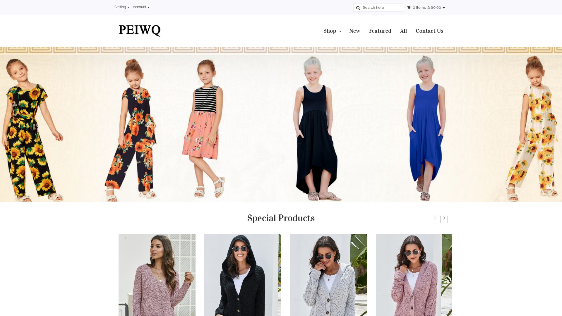 Is Peiwq.com a Scam? See the Review of the Online Store