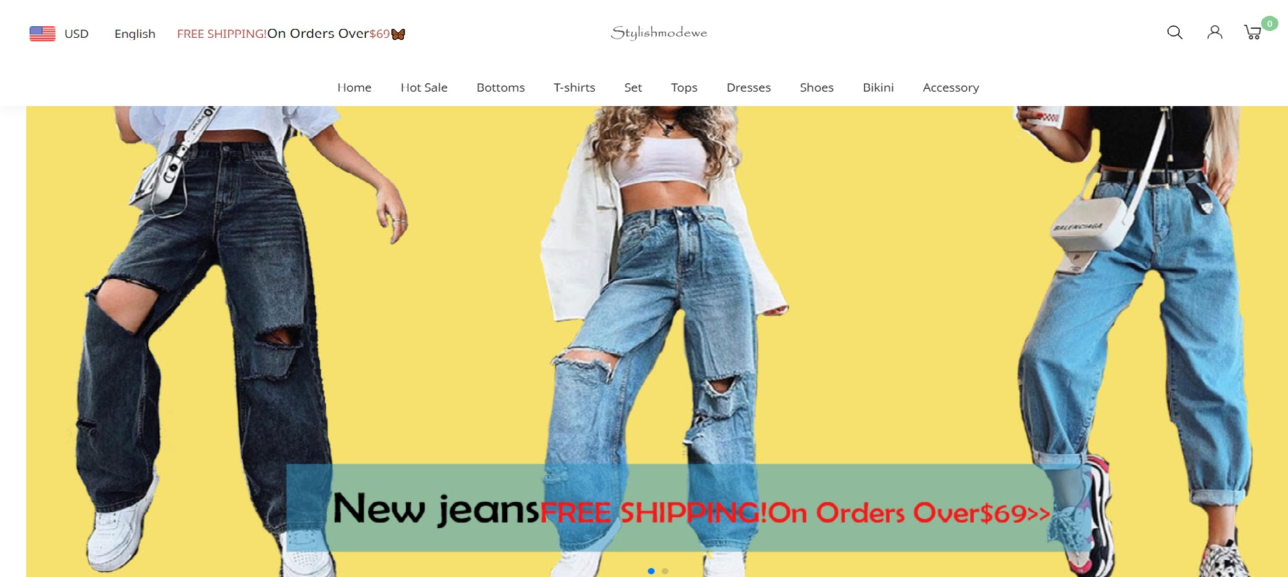 Is Stylishmodewe.com a Scam? See the Review of the Online Store