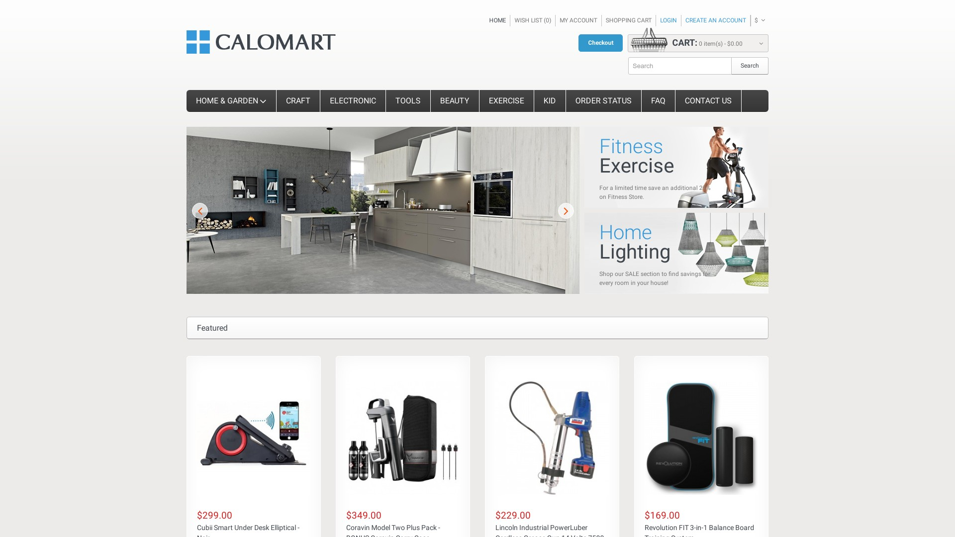 Is Calomart a Scam? See the Review of the Online Store