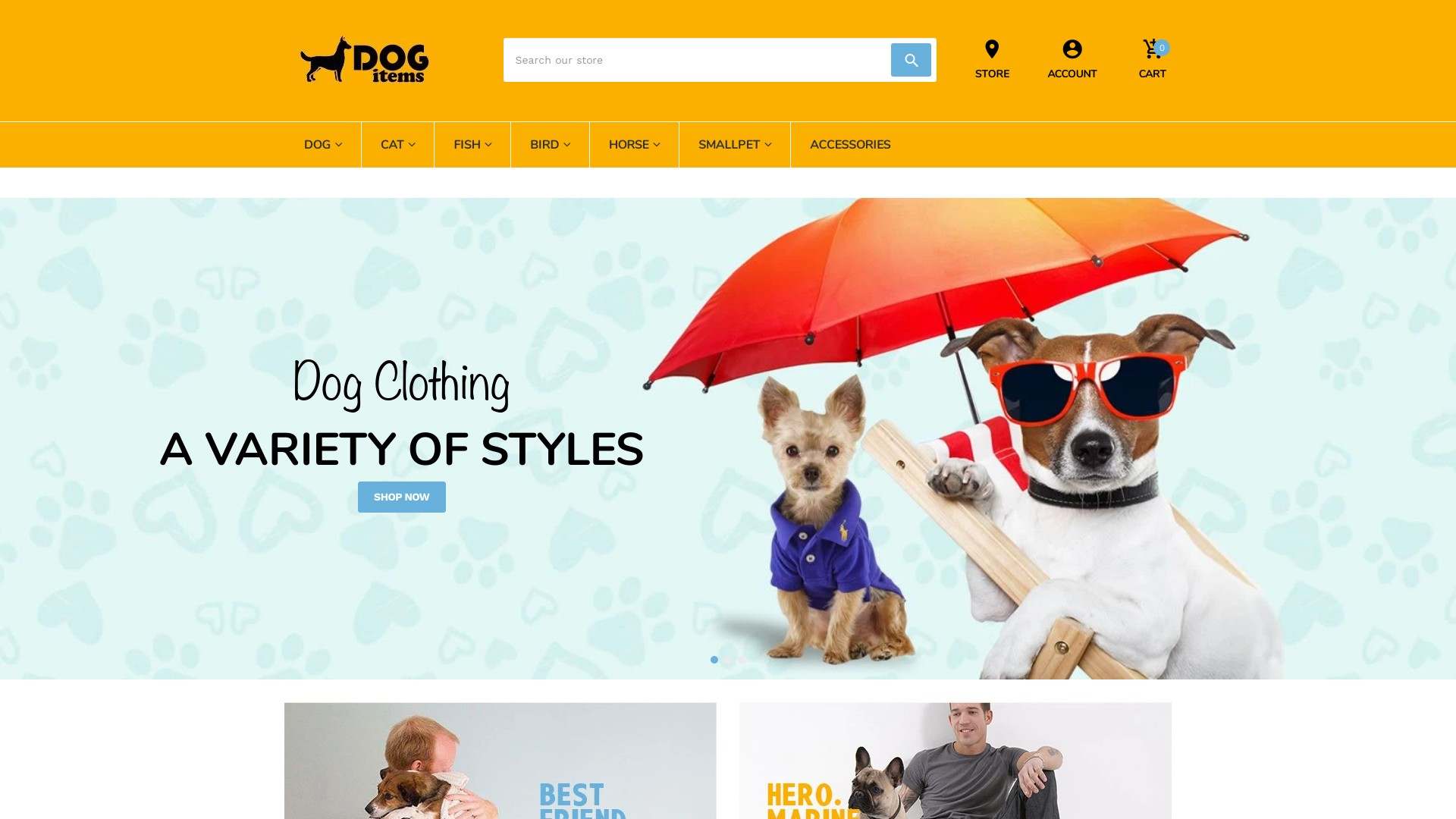 Is Dogitems a Scam? See the Review of the Pet Store