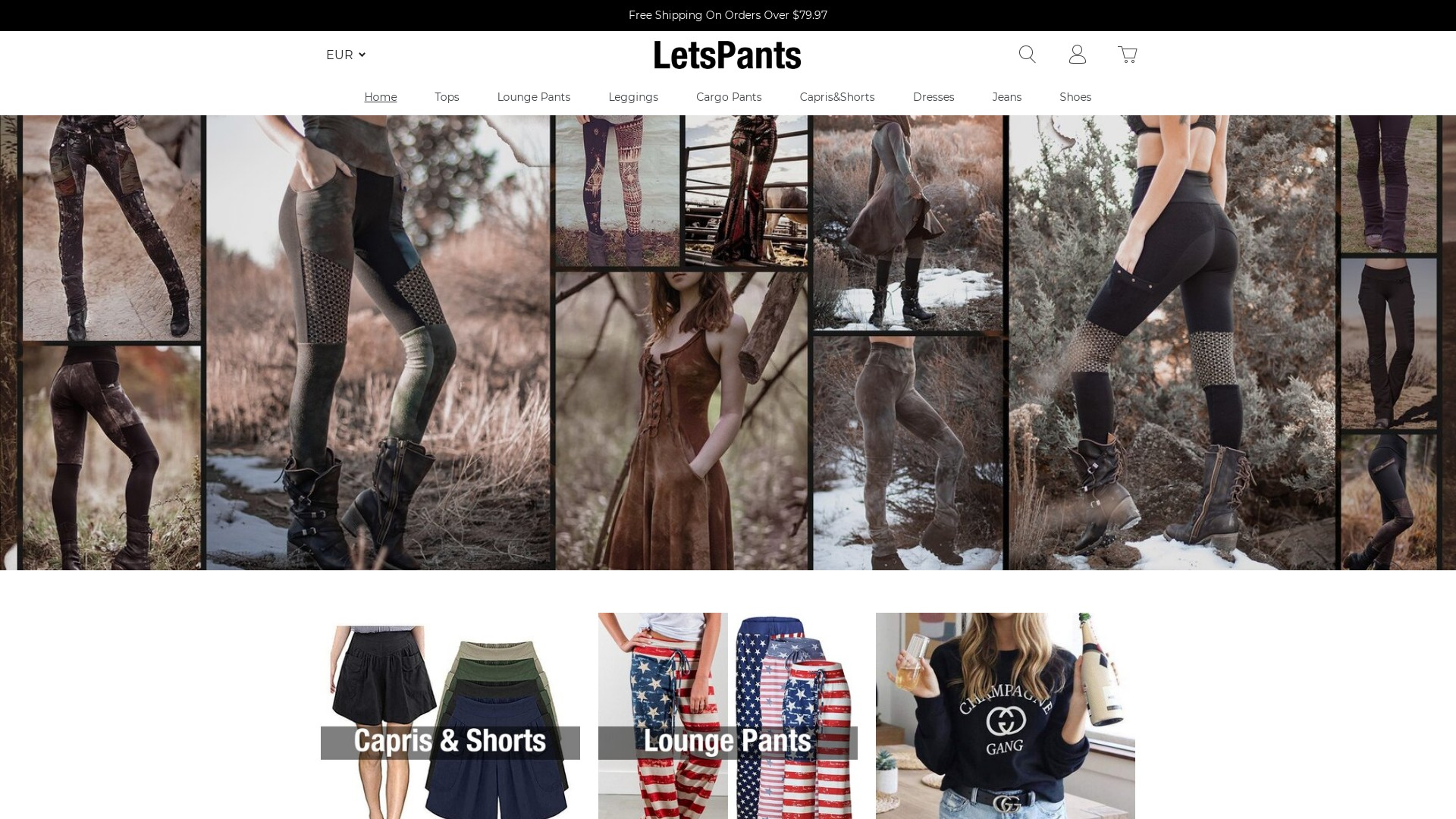 Is Letspants a Scam? Review of the Apparel Store