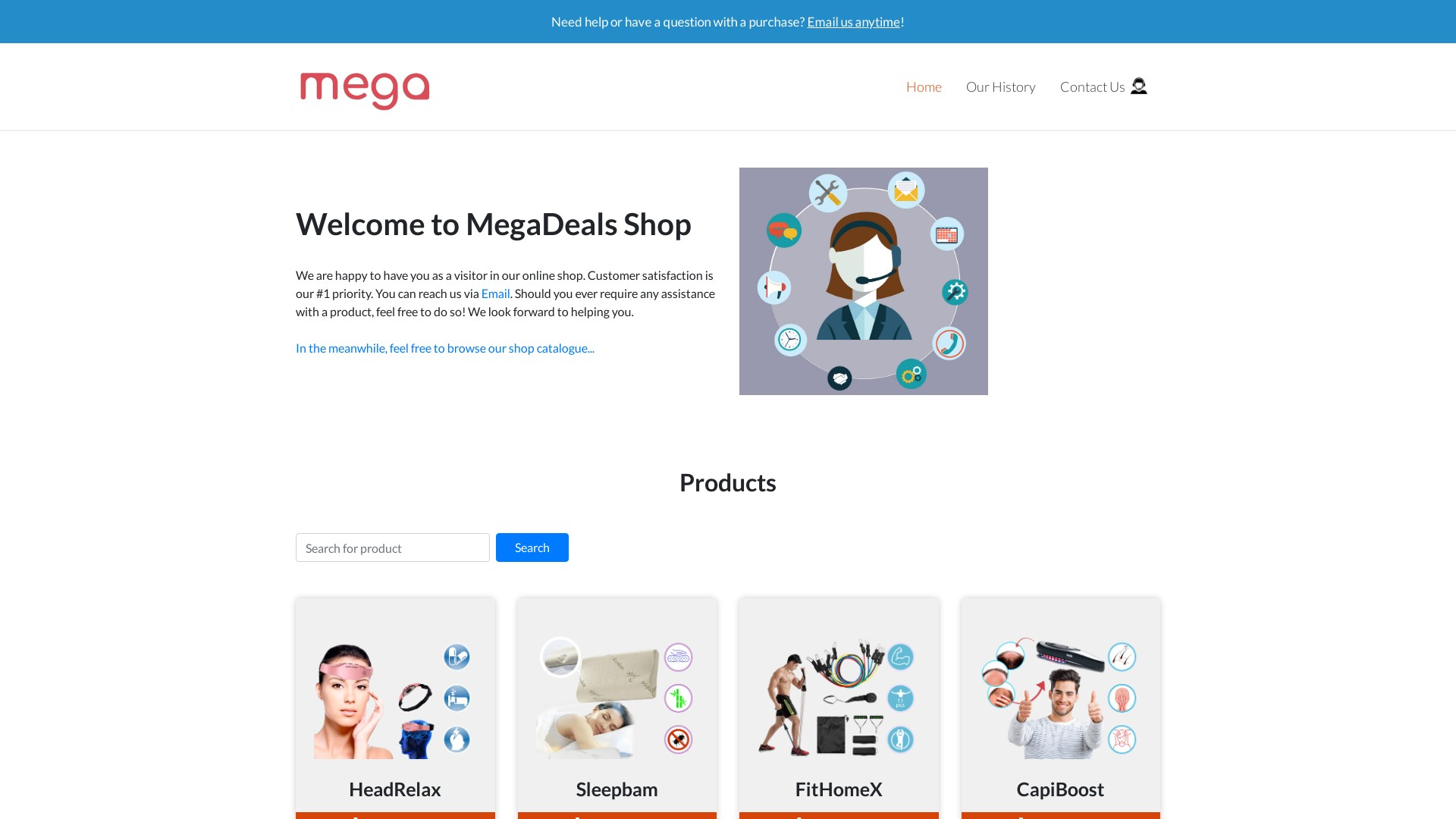 Is Megadeals Ltd a Scam? Review of the Online Store