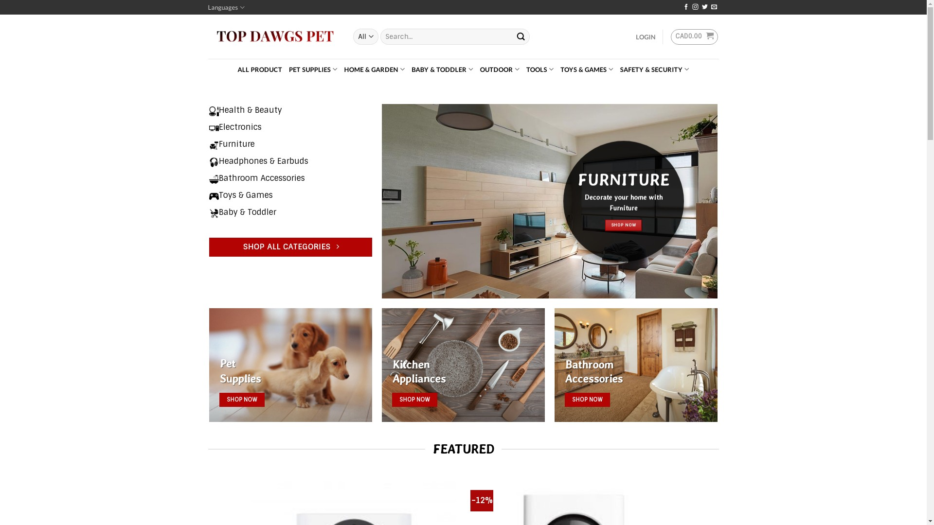 Is Top Dawgs Pet a Scam? Review of the Online Store