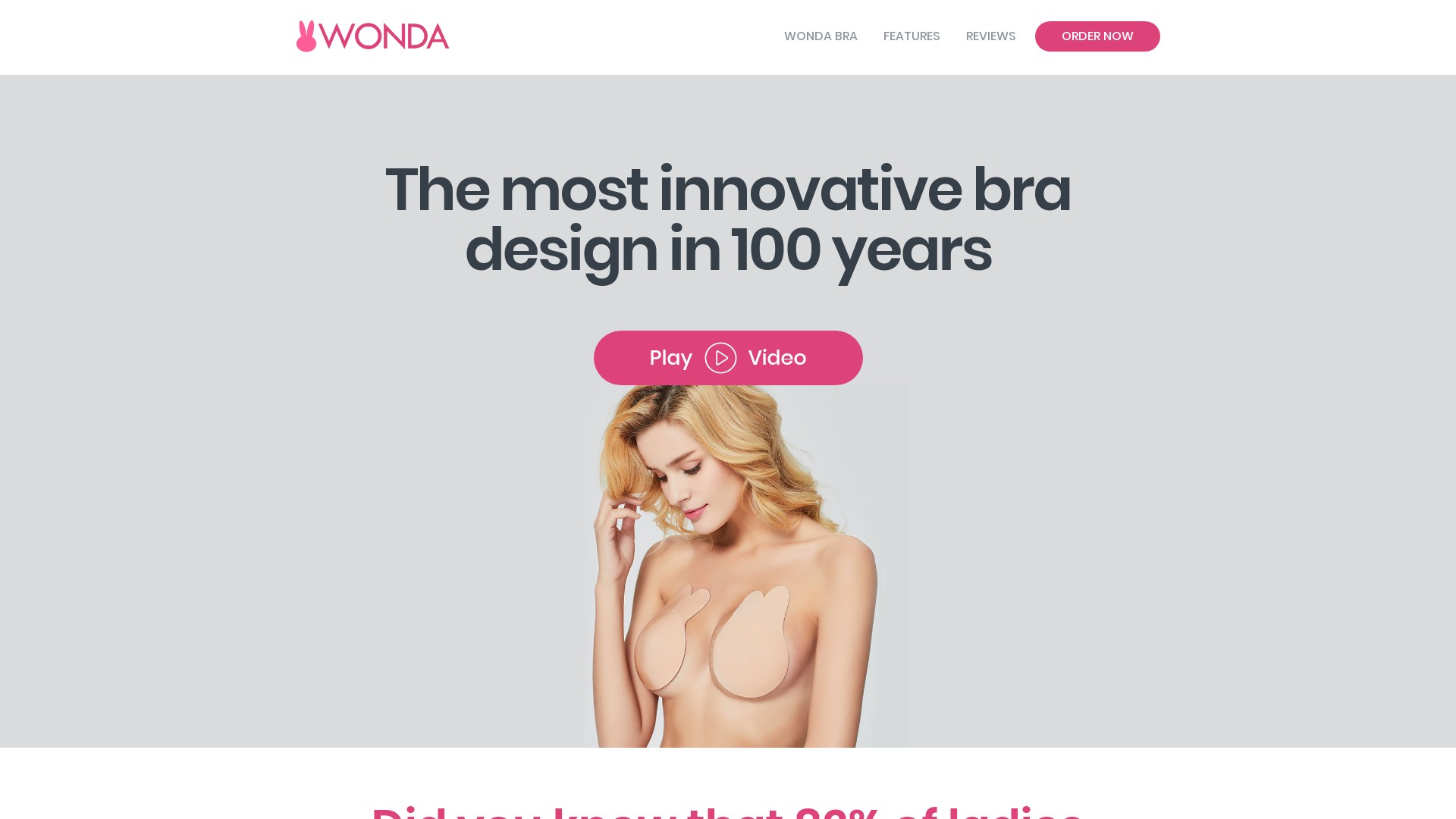 Is Wonda Bra a Scam? Review of the Online Store