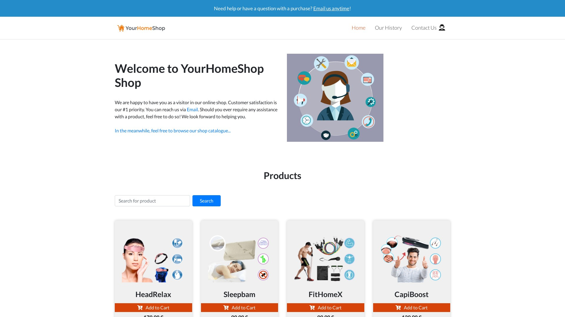 Is YourHomeShop a Scam? Review of the Online Store