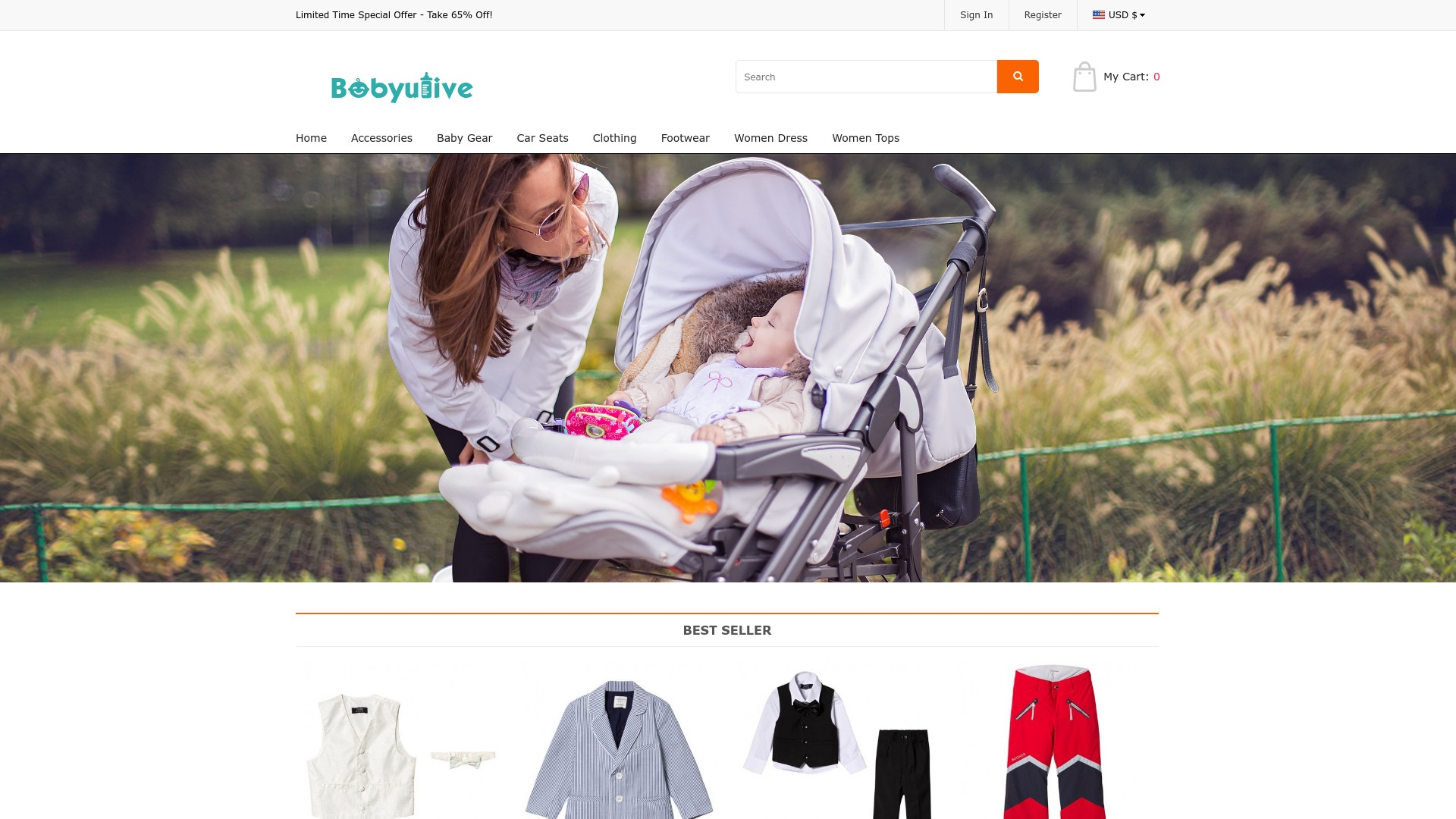 Is Babyulive a Scam? See the Review of the Online Baby Store