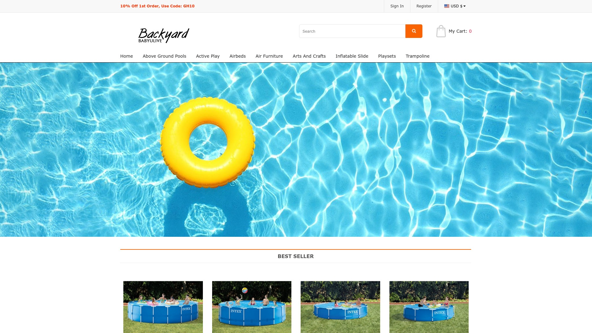 Is Backyard Babyulive a Scam? See the Review of the Online Kids Store