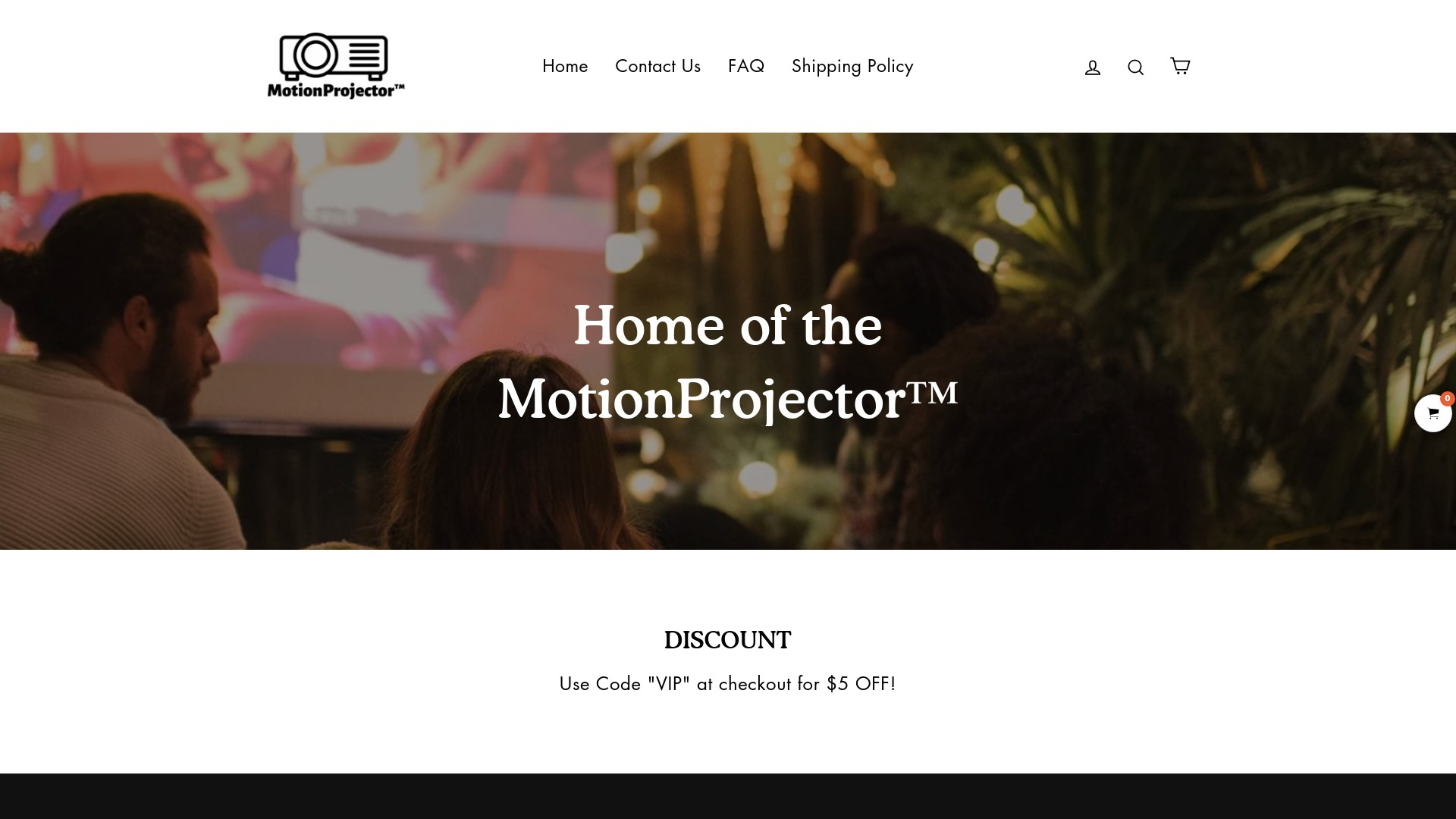 Is Motionprojector a Scam? See the Review of the Online Store