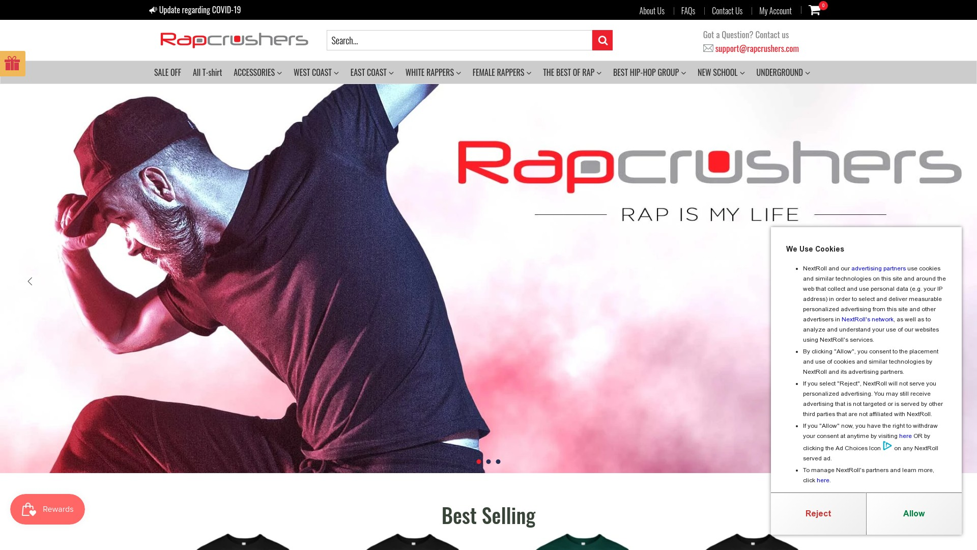 Is Rapcrushers a Scam? Review of the Online Store