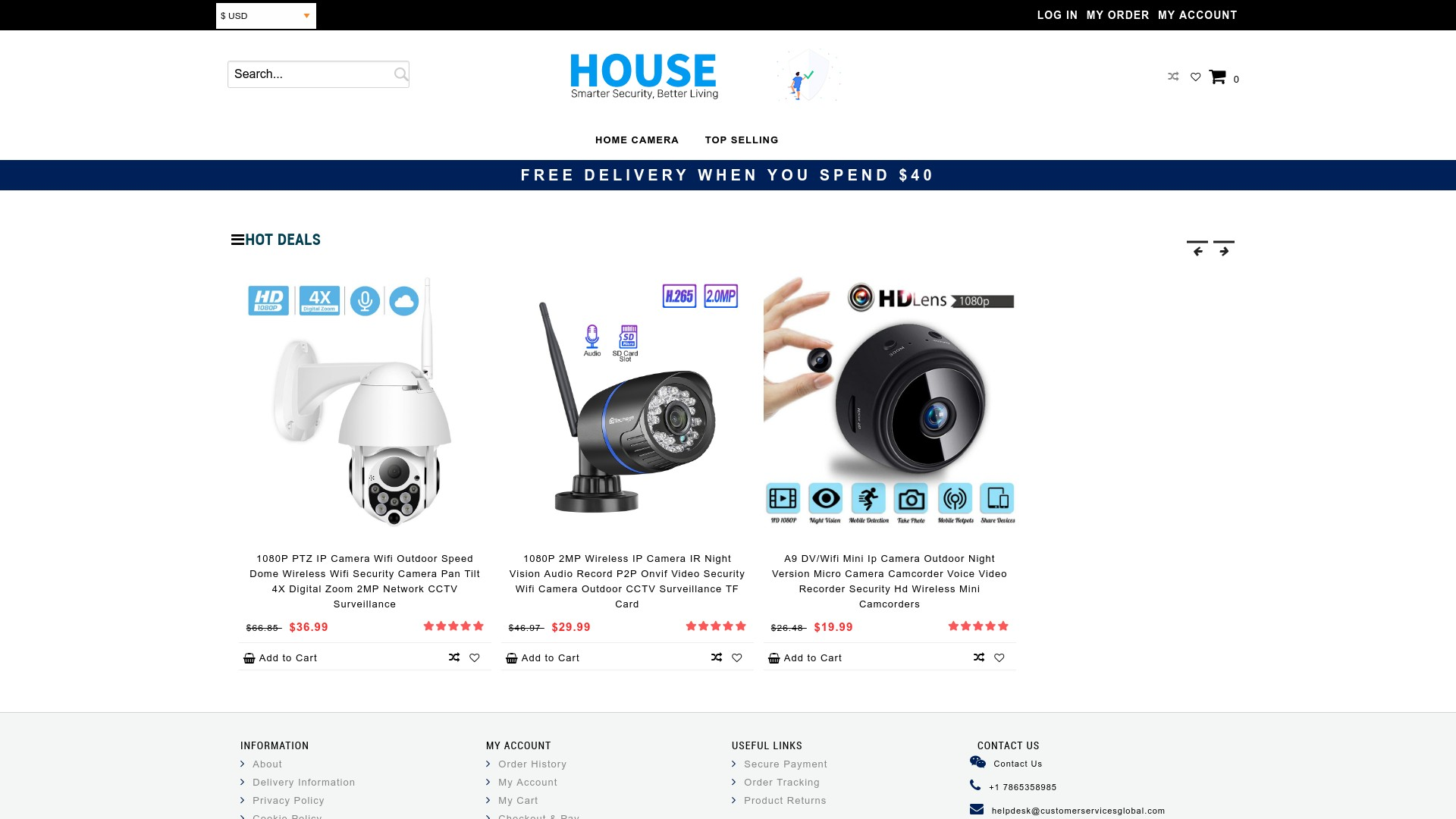 Is Homemonitorer a Scam? See the Review of the Online Store