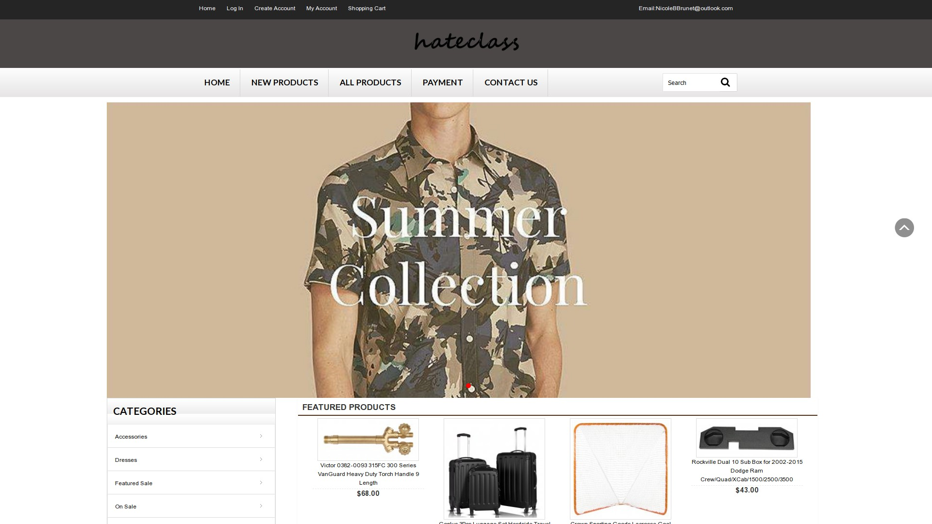 Is Hateclass a Scam? See the Review of the Online Store