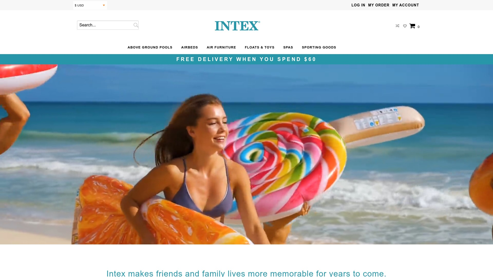 Intexspot com Scam  Review of the Fake Online Store