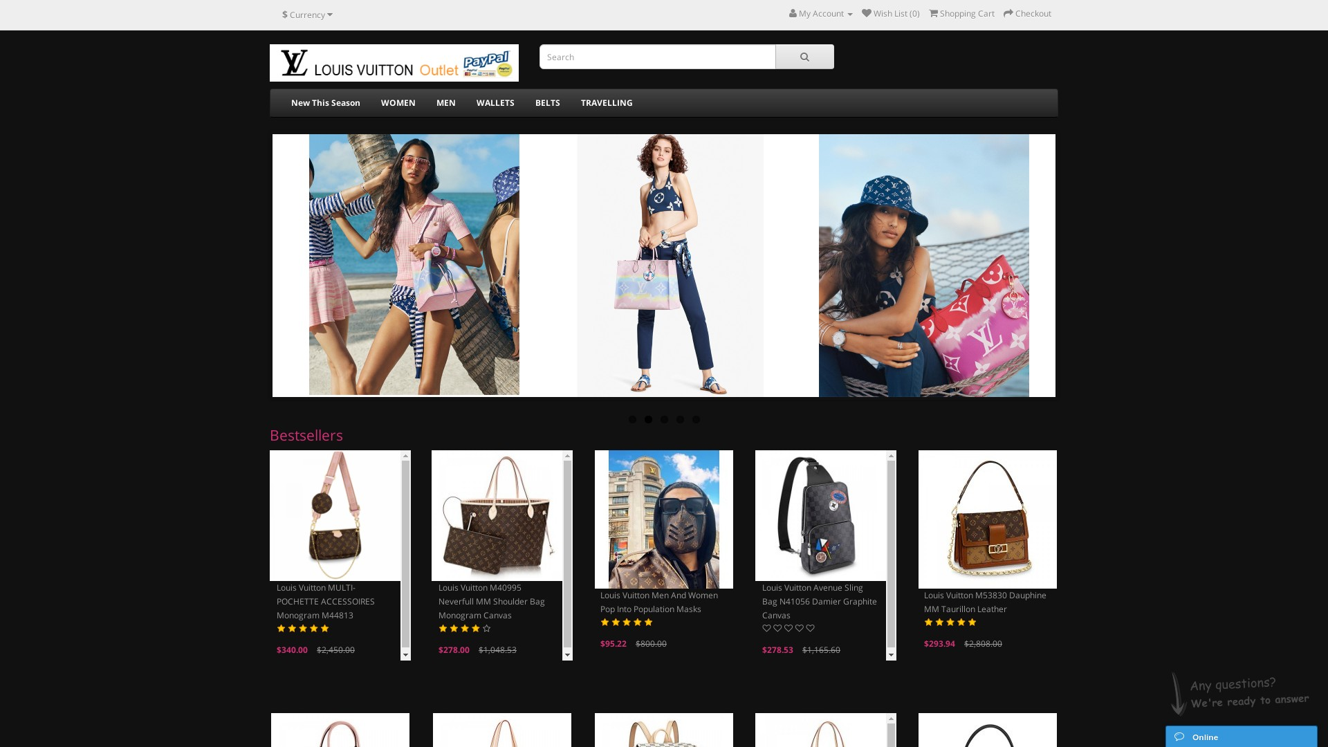 Is Luxury Bags Outlets Shop a Scam? Review of the Online Apparel Store