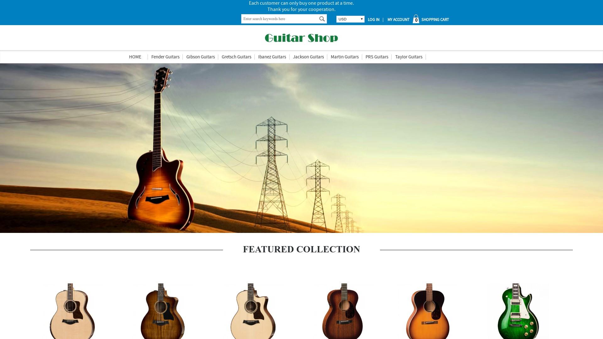 Deathones Guitar Shop Scam? Review of the Store