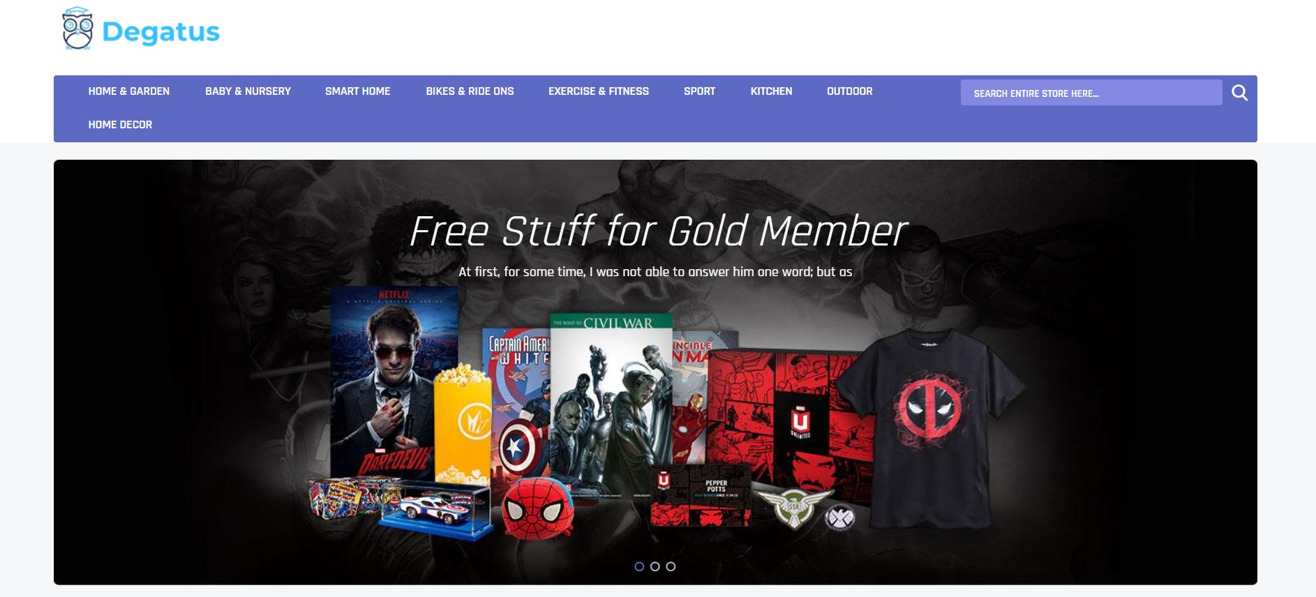 Degatus Reviews  Scam and Fake Online Store at degatus.com