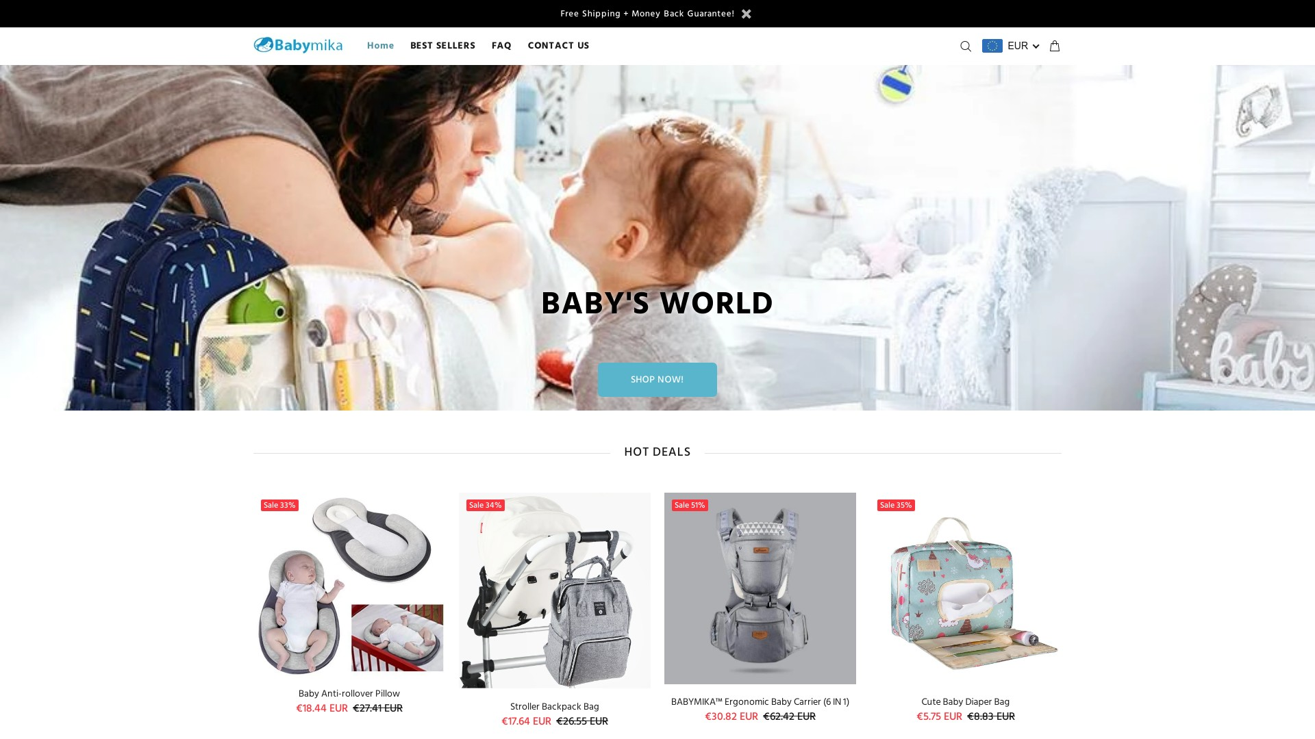 Is Babymika a Scam? Review of the Online Store