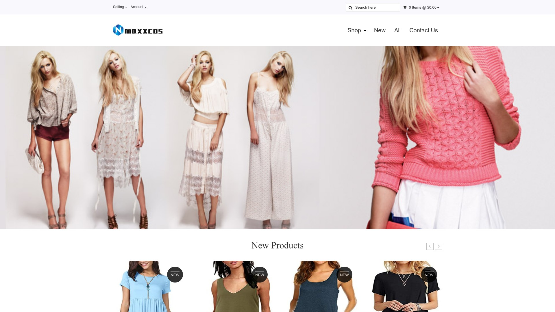 Is Maxxcos a Scam? Review of the Online Apparel Store