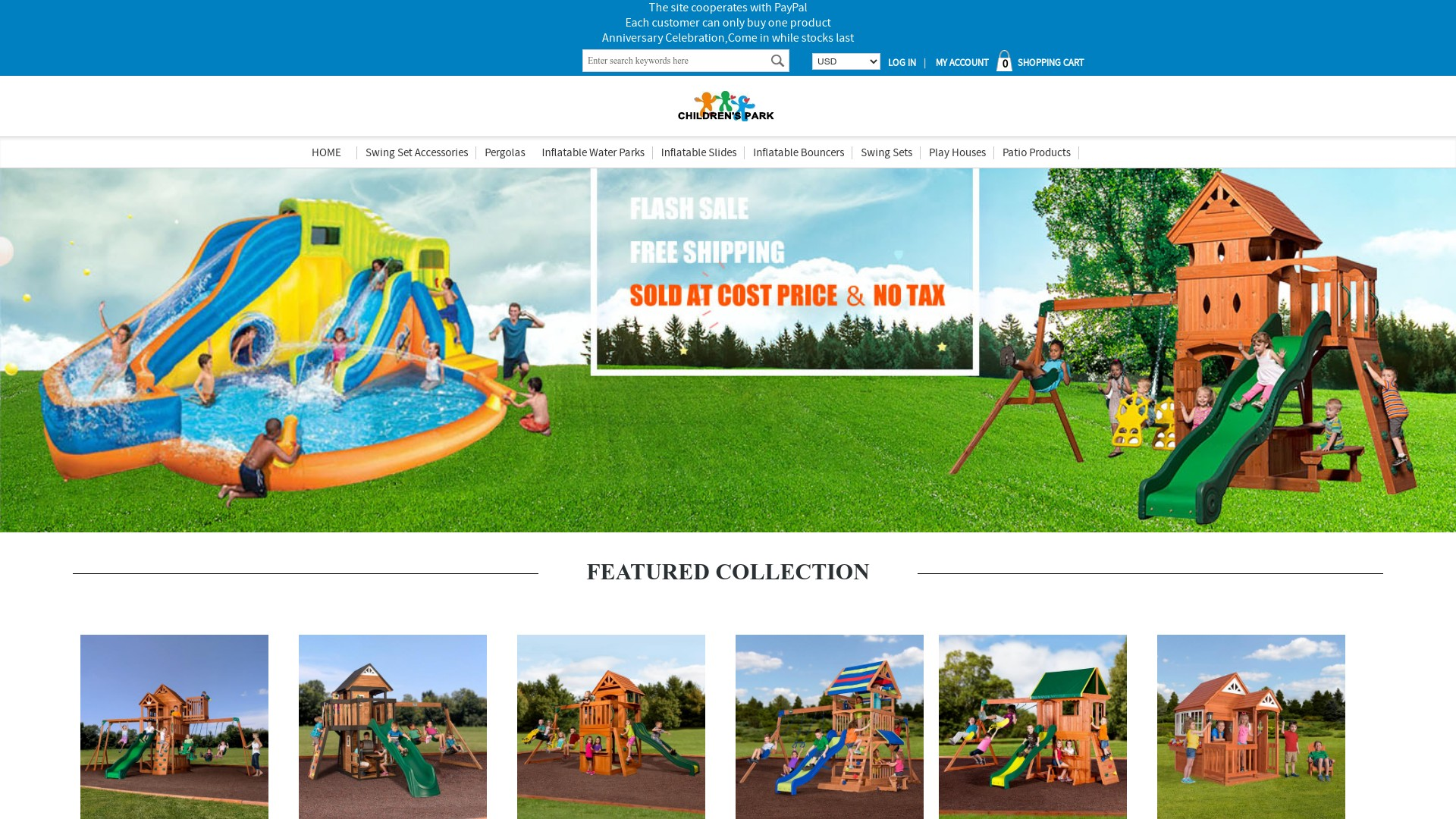 Is Reimton.com a Scam? See the Review of the Inflatable Water Parks Online Store
