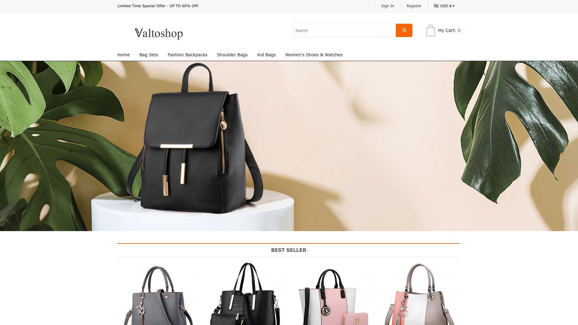Valtoshop Scam  Review of the Online Apparel Store