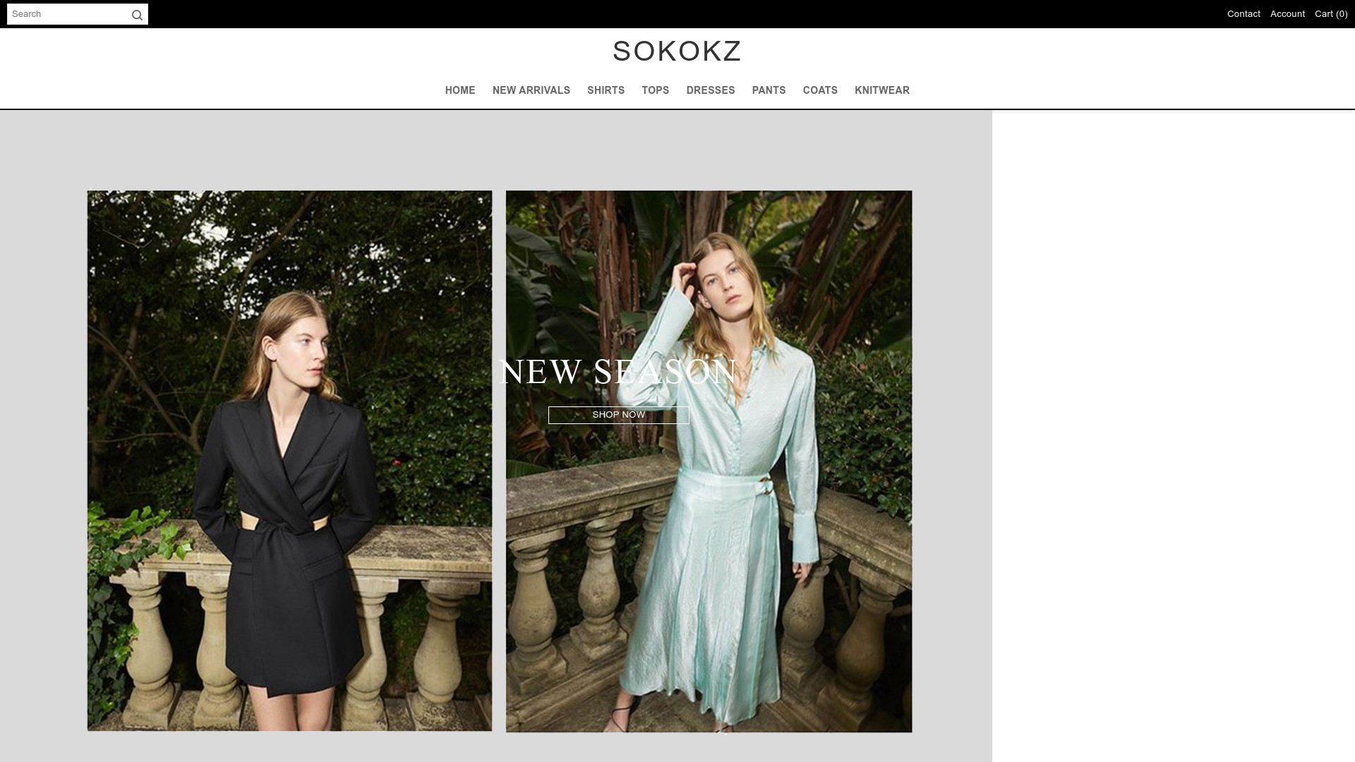 Is Sokokz a Scam? See Review of the Apparel Store