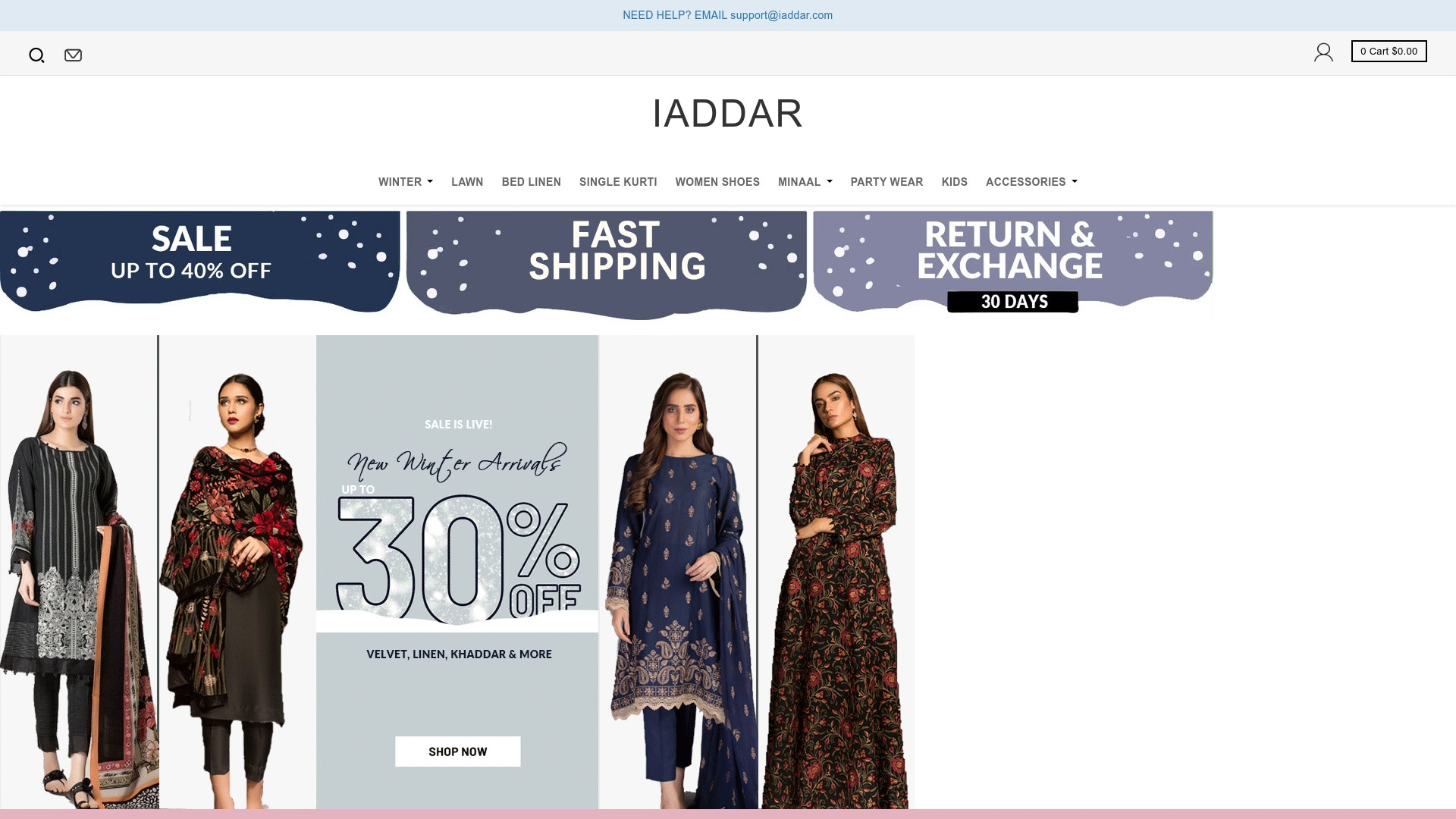 Iaddar Review  Is the Online Store a Scam?