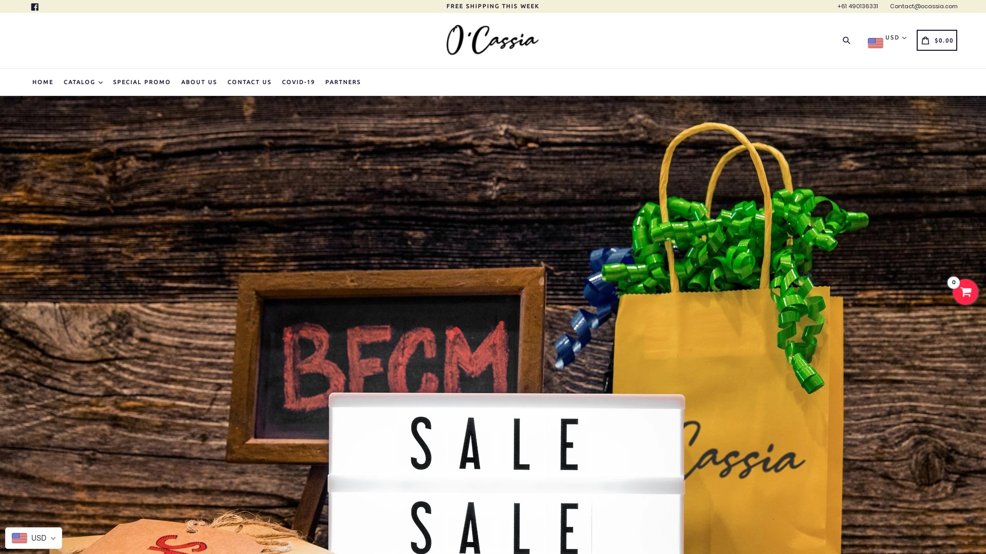 Is Ocassia a Scam? Reviews of the Online Store