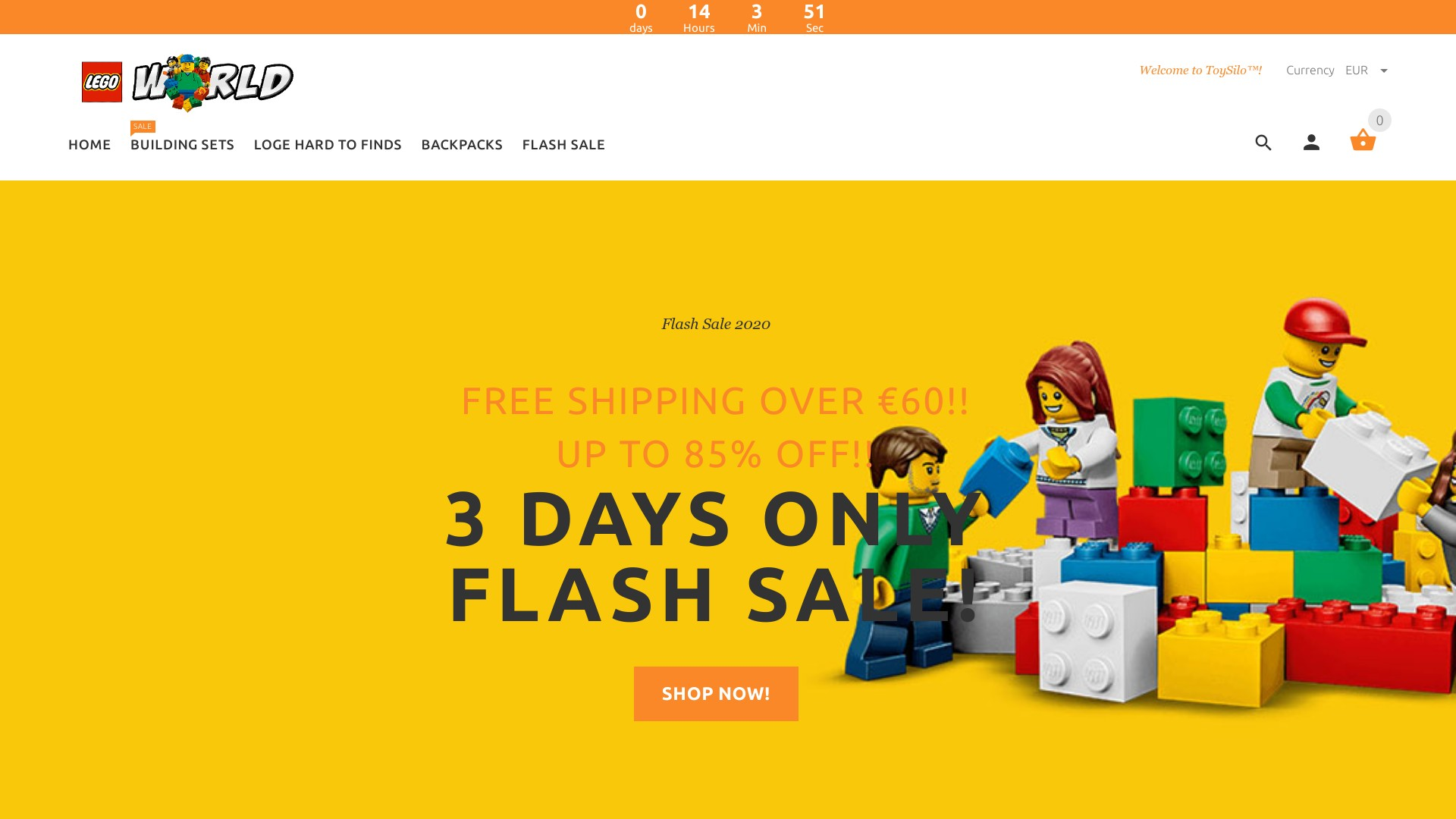 Flash Mffdk is a Scam and Fake Online Store