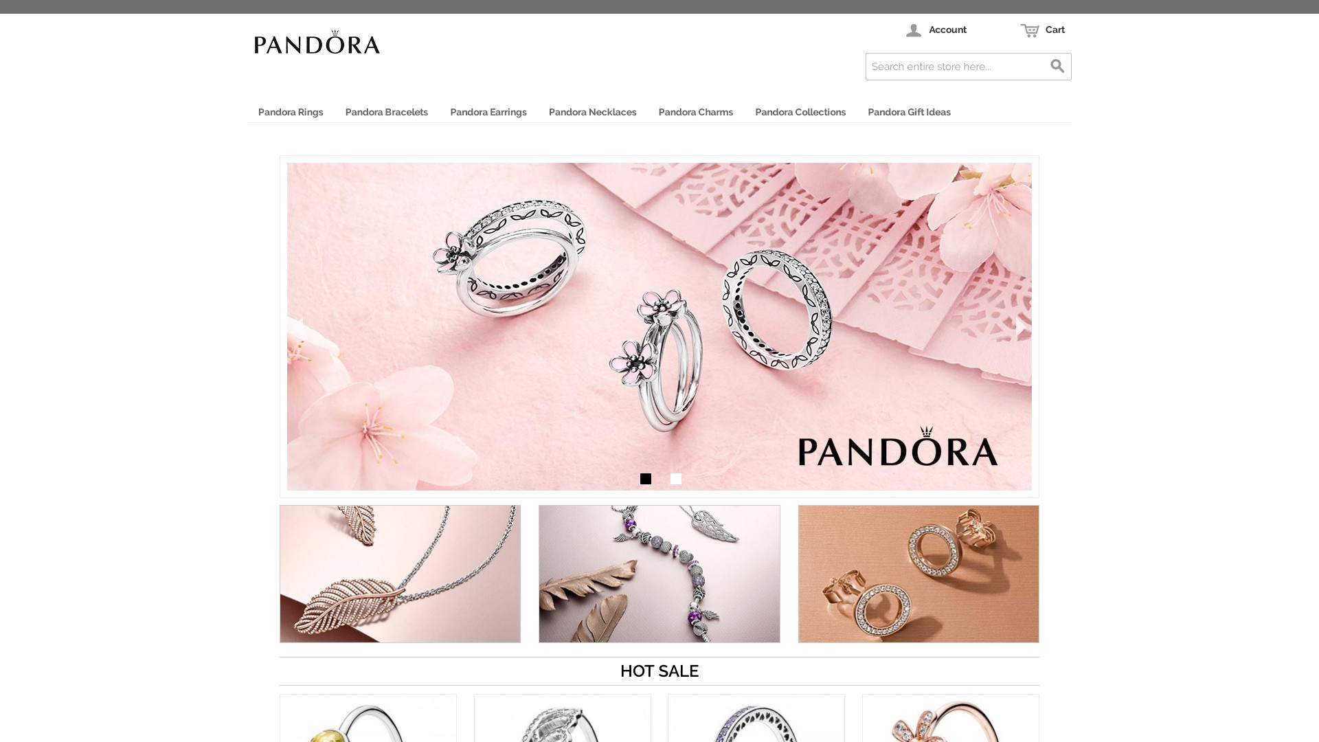 Is Store Pandora Jewelry a Fake Jewelry Store?