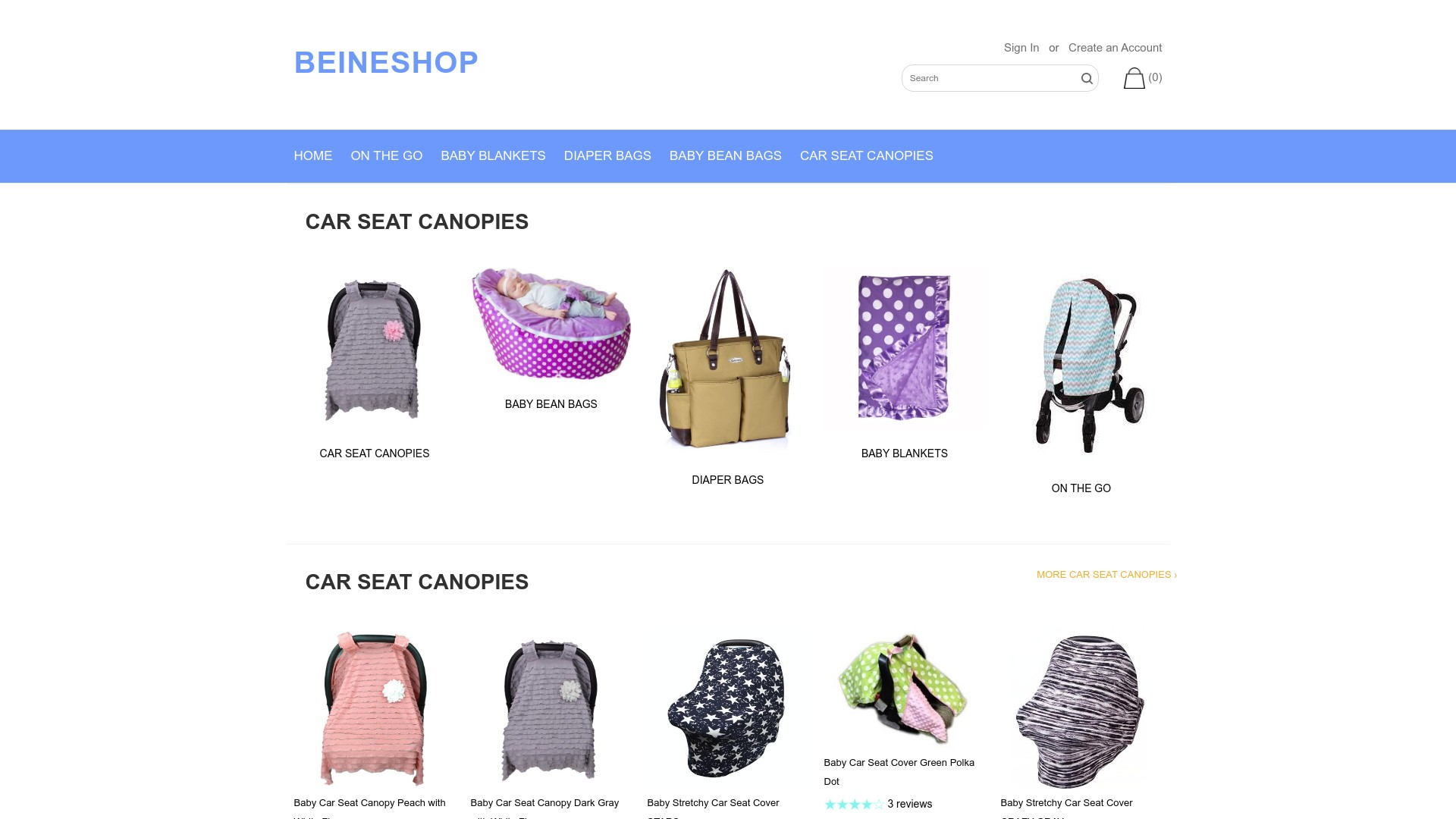 Is Beineshop a Scam? Review of the Online Store