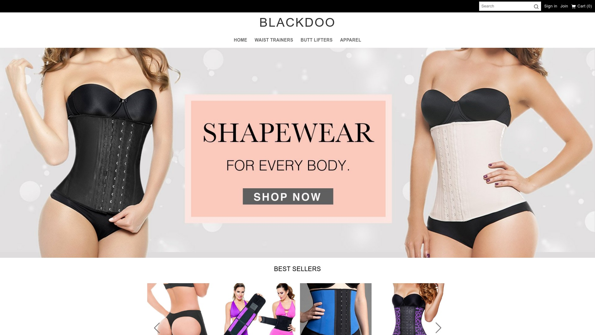 Blackdoo Reviews  Is Black Doo a  Scam Online Store?