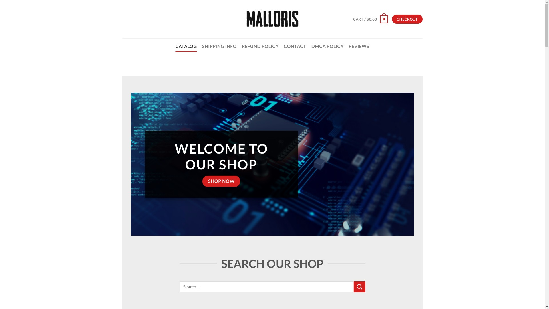 Malloris Review  is it a Scam Online Store?