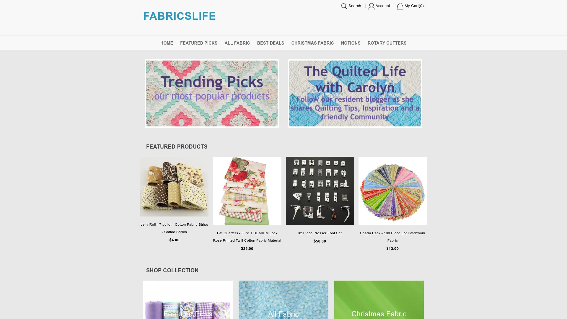 Is Fabricslife a Scam? Review of the Online Store?