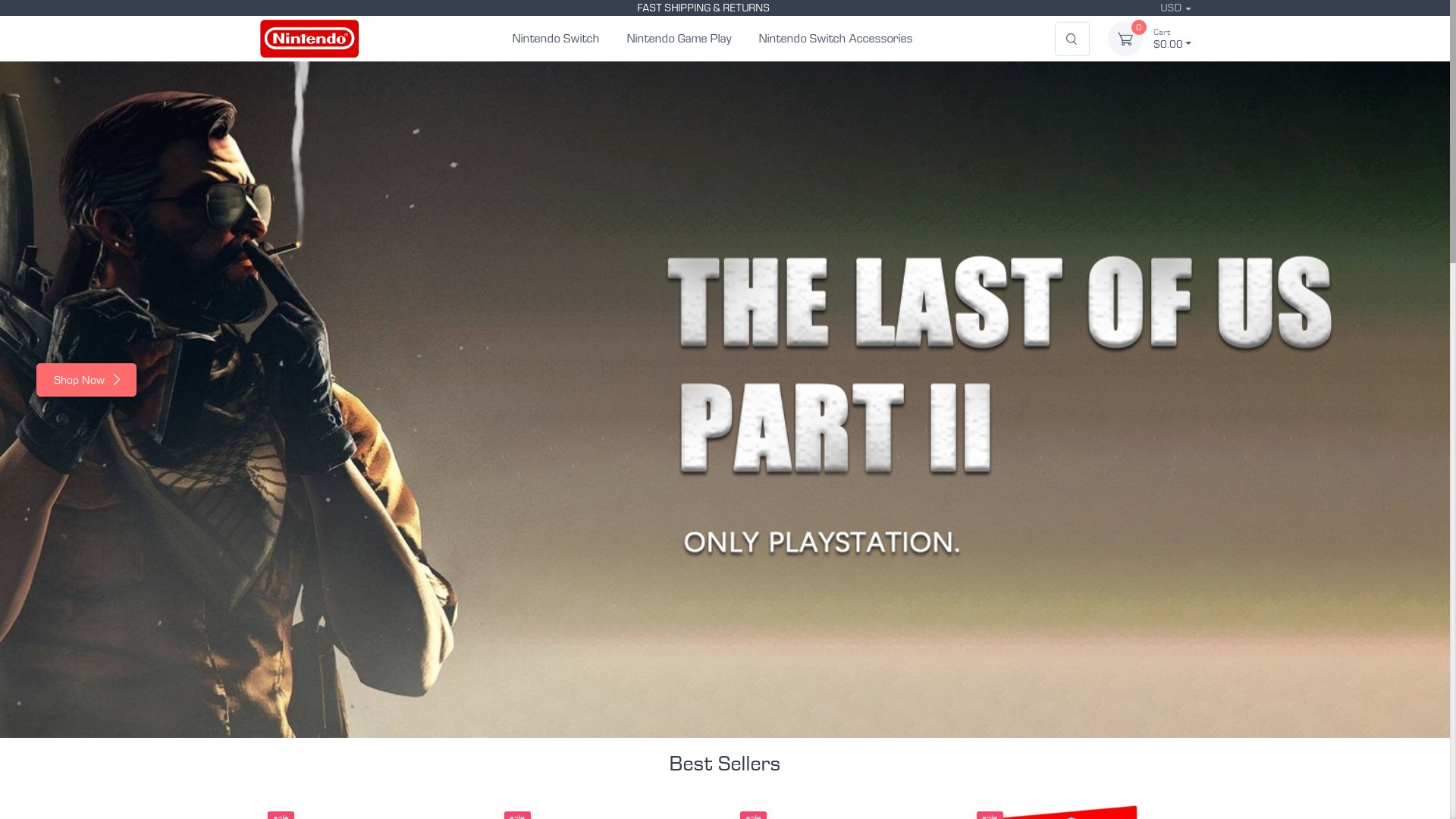 Instead Website Reviews  The Gaming Store