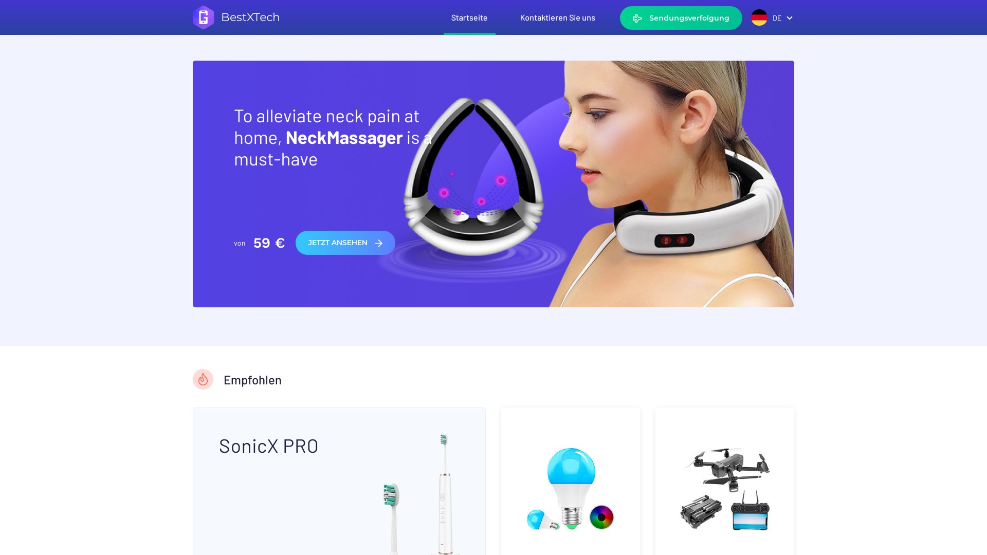 Is Bestxtech a Scam? Review of the Online Store